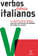 Cover of Verbos italianos