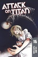 Cover of Attack on Titan, Vol. 16