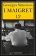 Cover of I Maigret 12