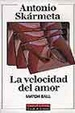 Cover of La velocidad del amor
