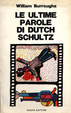 Cover of Le ultime parole di Dutch Schultz