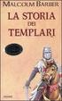 Cover of La storia dei Templari