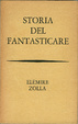 Cover of Storia del fantasticare