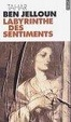 Cover of Le labyrinthe des sentiments