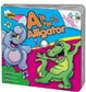 Cover of A Is for Alligator Read & Sing Along Board Book With CD