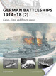 Cover of German Battleships 1914-18 (2)