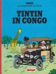 Cover of Tintin in Congo