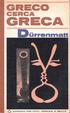 Cover of Greco cerca greca