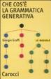 Cover of Che cos'è la grammatica generativa