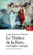 Cover of Le théâtre de la Foire, ou l'Opéra-comique