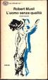 Cover of L'uomo senza qualità