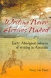 Cover of Writing Never Arrives Naked