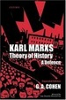 Cover of Karl Marx's Theory of History