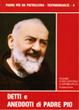 Cover of Detti e aneddoti di Padre Pio