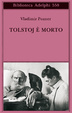 Cover of Tolstoj è morto