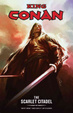 Cover of King Conan: The Scarlet Citadel