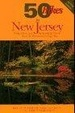 Cover of 50 Hikes in New Jersey