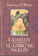 Cover of El libro de Merlín