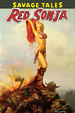 Cover of Savage Tales of Red Sonja