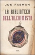 Cover of La biblioteca dell'alchimista