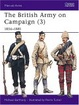 Cover of The British Army on Campaign (3)