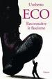 Cover of Reconnaître le fascisme