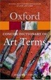 Cover of The Concise Oxford Dictionary of Art Terms