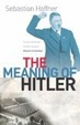Cover of The Meaning of Hitler
