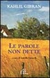 Cover of Le parole non dette