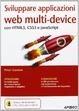 Cover of Sviluppare applicazioni web multi-device