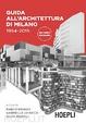 Cover of Guida all'architettura di Milano
