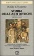 Cover of Storia delle arti antiche