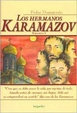 Cover of Los Hermanos Karamazov