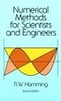 Cover of Numerical Methods for Scientists and Engineers