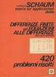 Cover of DIfferenze Finite ed Equazioni alle differenze