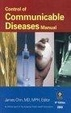Cover of Control of Communicable Diseases Manual