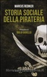 Cover of Storia sociale della pirateria