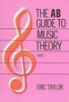 Cover of A.B.Guide to Music Theory, Book I