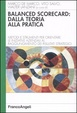 Cover of Balanced scorecard: dalla teoria alla pratica
