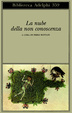 Cover of La nube della non conoscenza