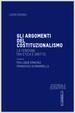 Cover of Gli argomenti del costituzionalismo