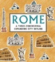 Cover of Rome: A Three-dimensional Expanding City Skyline