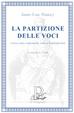 Cover of La partizione delle voci