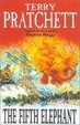 Cover of Terry Pratchett's the Fifth Elephant