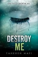 Cover of Destroy Me