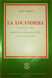 Cover of La locandiera