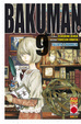 Cover of Bakuman vol. 9