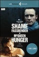 Cover of Hunger e Shame. DVD. Con libro