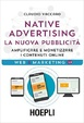 Cover of Native Advertising. La nuova pubblicità