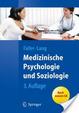 Cover of Medizinische Psychologie Und Soziologie